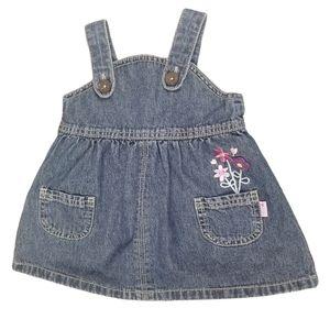 Carter's Jeans Infant 9M Dress